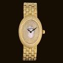 Oval Case1 Diamond Bracelet