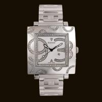 Quadrato Steel Bracelet